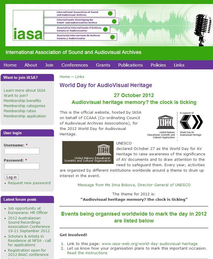 iasa2012